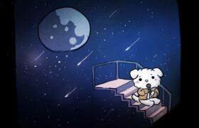 [PuppyJ the Series] #46 : Goodnight, My star