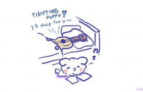 [PuppyJ the Series] #118 : Fighting!