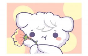[PuppyJ the Series] #132 : With Flower
