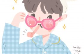 [Jjaeny's Smile Time] #02 : Cool Rabbit