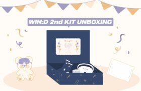 [ซับไทย / Thai Subtitle] Unbox เปิดกล่อง WIN:D 2nd Official Fanclub  Kit