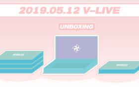 [VLIVE] ไลฟ์เปิดกล่องวินดึคิท.. Unbox WIN:D 1st Official Fanclub kit