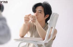 [Gallery] บรรยากาศเบื้องหลังนิตยสาร Dazed Korea เดือนมีนาคม 2564